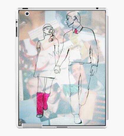 Fashion 7, A4, 2011, mixed technique iPad Case/Skin