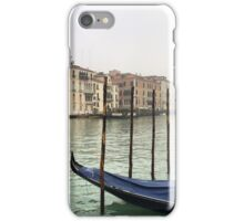 Venice on a foggy day (II) iPhone Case/Skin