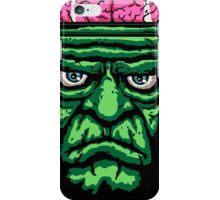 Green Face iPhone Case/Skin
