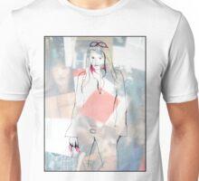 Fashion 8, A4, 2011, mixed technique Unisex T-Shirt