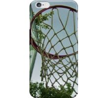 lets shoot some hoops iPhone Case/Skin