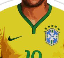 Neymar - Brazil 2014 Sticker