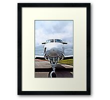 Beechcraft King Air 1 Framed Print