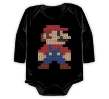 Periodic Mario Table One Piece - Long Sleeve