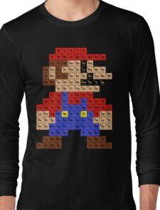 Periodic Mario Table Long Sleeve T-Shirt