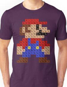 Periodic Mario Table Unisex T-Shirt