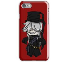 Grand Undertaker- Black Butler chibi iPhone Case/Skin