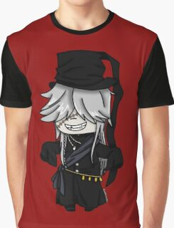Grand Undertaker- Black Butler chibi Graphic T-Shirt