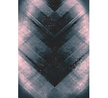 Magic Rays Photographic Print