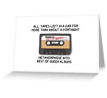 Best Of Queen Greeting Card