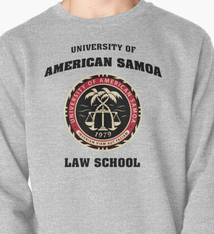 University of American Samoa Pullover
