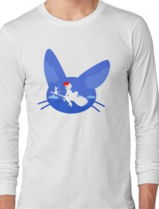 Kiki and Jiji's Flight Long Sleeve T-Shirt