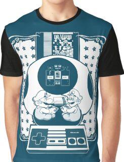 DR MARIO - Super Mario  Graphic T-Shirt