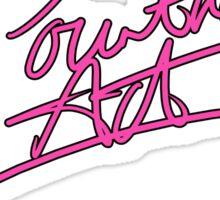 Courtney Act Sticker