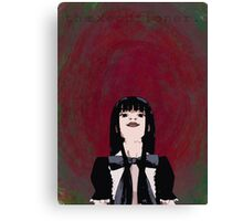 Bernkastel, The Executioner Canvas Print