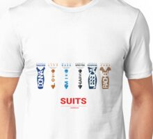SUITS |  SUITS FAMILY  Unisex T-Shirt