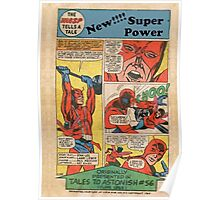 Launching my superpower Poster