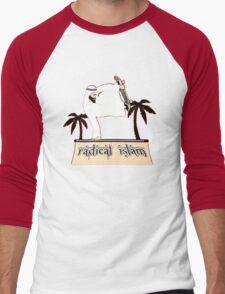 Radical Islam Men's Baseball ¾ T-Shirt