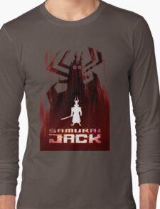 Samurai Jack is Back Long Sleeve T-Shirt