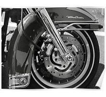 Harley-Davidson Ultra Classic Poster
