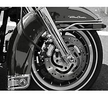 Ultra Classic Wheel Photographic Print