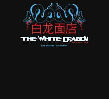White Dragon - Noodle Bar Mandarin Variant Womens Fitted T-Shirt