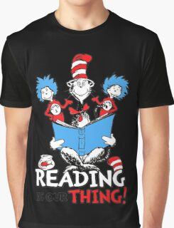 Reading! Graphic T-Shirt