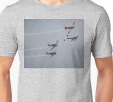 The Sound Of Round,Temora Airshow,Australia 2008 Unisex T-Shirt