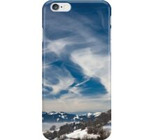 Ostrachtal iPhone Case/Skin