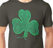 A-MAZe-thING Shamrock (read rules) Unisex T-Shirt