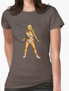 Loana Womens Fitted T-Shirt