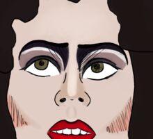 Frank n Furter Rocky Horror Picture Show Sticker