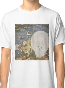 ITO Jakuchu - Animals in the Flower garden . Japanese Landscape . Elephant Classic T-Shirt