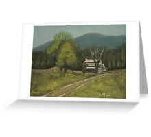 """""""Philip's Place""""... prints and products Greeting Card"""