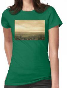 Arizona Dust Storm Womens Fitted T-Shirt