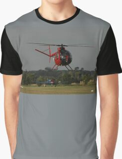 Hughes 500 VH-AUF,Tyabb Airshow,Australia 2010 Graphic T-Shirt