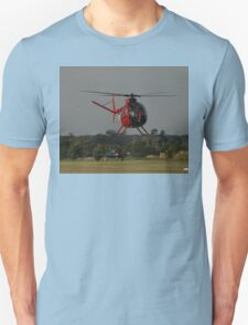 Hughes 500 VH-AUF,Tyabb Airshow,Australia 2010 Unisex T-Shirt