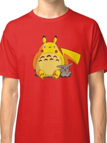 Totorotchu and Pikaro Classic T-Shirt