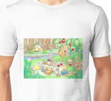 COTTAGE PICNIC Unisex T-Shirt
