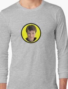 Captain Hammer Groupie Long Sleeve T-Shirt