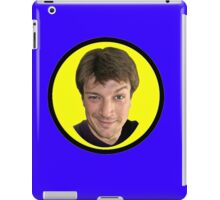 Captain Hammer Groupie iPad Case/Skin