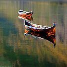 Two Boats on the Lake by julie08