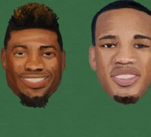 Celtics Guards 2015-16 Sticker