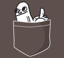 Pocket DickButt One Piece - Short Sleeve