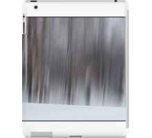 The Whisper of Winter Wood iPad Case/Skin
