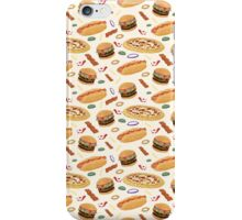 Fast Food iPhone Case/Skin