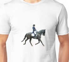 Dressage - At the Trot Unisex T-Shirt