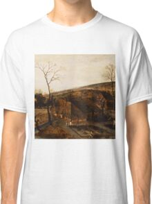 Jacob Grimmer - The Spring .Landscape  Classic T-Shirt