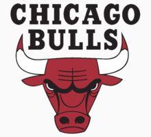 chicago bulls One Piece - Short Sleeve