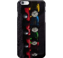 My Toy Trains iPhone Case/Skin